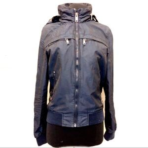 ZARA MAN Blue Jacket